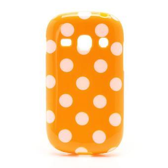 Étui de protection pour la gloire de galaxie de Samsung mobile Orange S6810