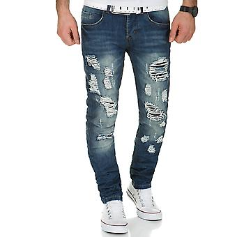 L.A.B 1928 men's blue denim