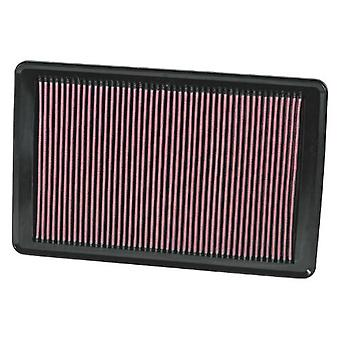 K&N 33-2369 High Performance Replacement Air Filter