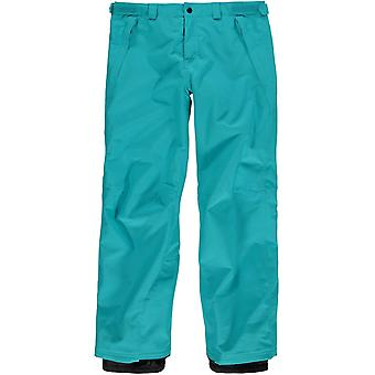 Oneill Teal Blue Anvil Kids Snowboarding Pants