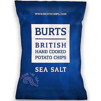 Burts Gluten Free Sea Salt Crisps