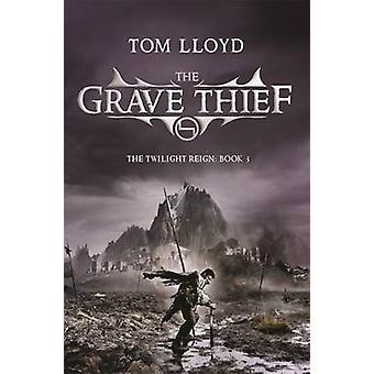 Il ladro tomba di Tom Lloyd - 9780575084926 libro
