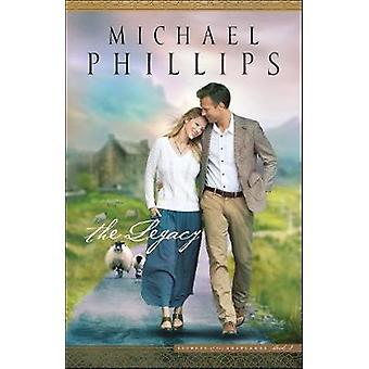 The Legacy by Michael Phillips - 9780764217500 Book