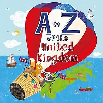 A to Z of the United Kingdom - With a Pull Out A to Z Poster Inside by
