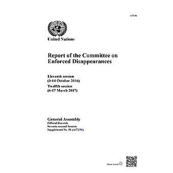 Report of the Committee on Enforced Disappearances - Eleventh Session
