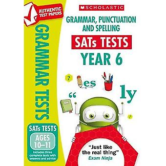 Grammar - Punctuation and Spelling Test - Year 6 by Grammar - Punctua