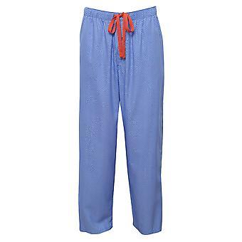 Cyberjammies 6348 мужской синий Оскар пижама брюки