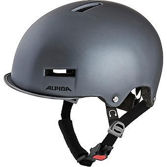 Alpina Grunerlokka bike helmet / / titanium