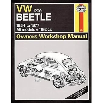 VW Beetle 1200 Owner's Workshop Manual (Haynes Service and Repair Manuals)