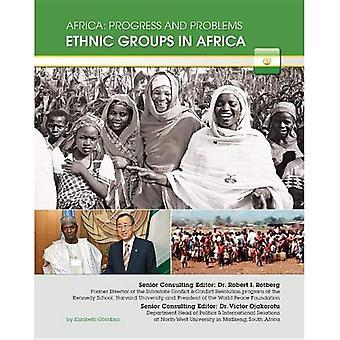 Etniska grupper i Afrika (Afrika: framsteg och problem (Mason Crest))