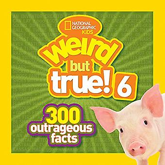 Komisch aber wahr! 6: 300 empörend Zahlen & Fakten