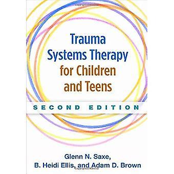Trauma system terapi för barn och tonåringar