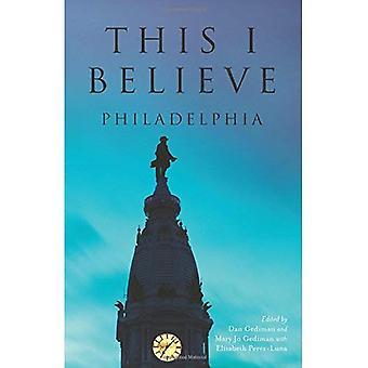 Questo credo:: Philadelphia