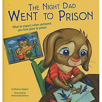 The Night Dad Went to Prison (Nonfiction Picture Books: Life's Challenges)