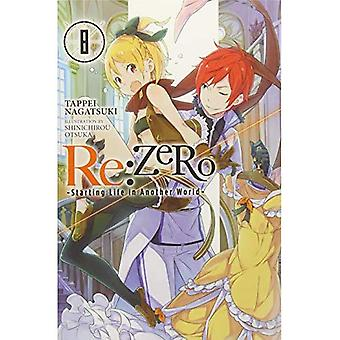 re:Zero Starting Life in Another World, Vol. 8