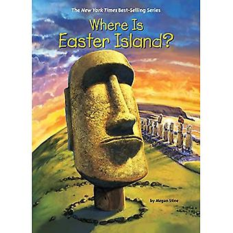 Where Is Easter Island? (Where Is...?)
