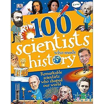 100 forskere, som skabte historie