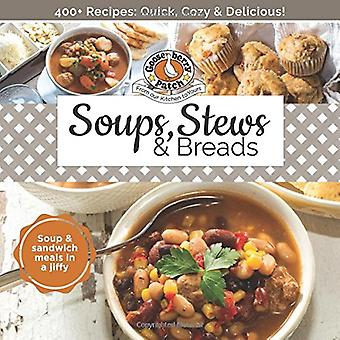 Soups, Stews & Breads (Everyday Cookbook Collection)
