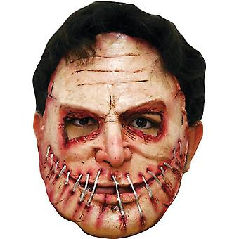 Seriemorder 9 Latex maske For Halloween