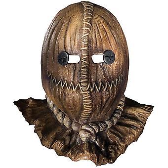 Sam Burlap Latex maske For voksne