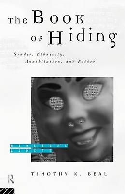 The Book of Hiding by Beal & Timothy K.