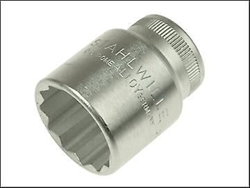 Stahlwille Bi-Hexagon Socket 1/2in Drive 1.1/4in
