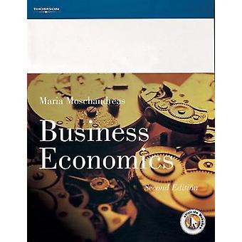 Business Economics by Moschandreas & Maria