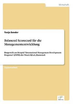 d Scorevoitured fr die ManageHommestentwicklung by Bender & Tanja