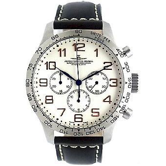 Zeno-watch montre OS tachymètre chronographe rétro 2020 8559TH-3 t-f2