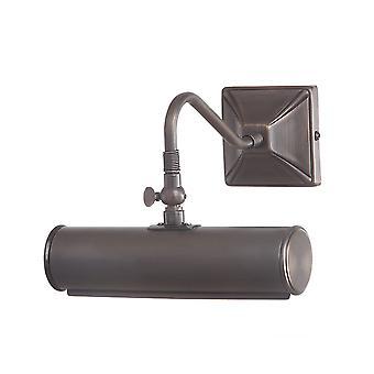 Elstead-1 lys lille-mørk bronze-PL1/10 DB