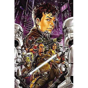 Star Wars - Kanan Omnibus by Greg Weisman - Pepe Larraz - Jacopo Camag