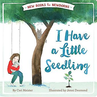 I Have a Little Seedling by Cari Meister - 9781534410022 Book