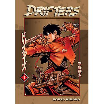 Drifters - Volume 1 by Kohta Hirano - Kohta Hirano - 9781595827692 Book