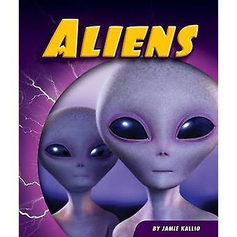 Aliens by Jamie Kallio - 9781634070683 Book