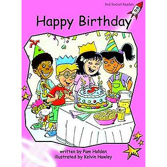 Happy Birthday - Pre-reading (International edition) by Pam Holden - 9