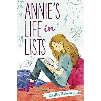 Annie's Life In Lists by Annie's Life In Lists - 9781524765095 Book