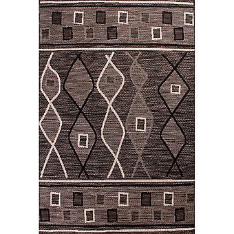Outdoor Oasis Rugs In Charcoal By Rugstyle