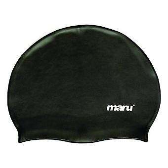 Solid Silicone Swim Hat