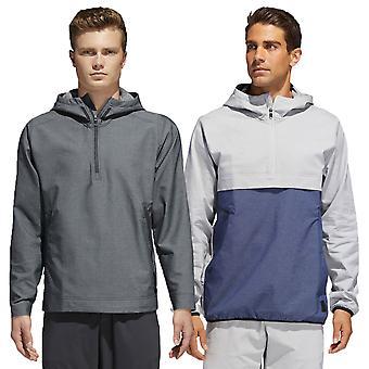 adidas Golf Mens 2019 Adicross 1/2 Zip Anorak Jacket