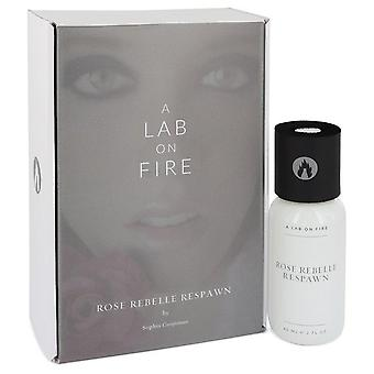 Rose Rebelle Respawn Eau De Toilette Spray von einem Labor auf Feuer 60 ml