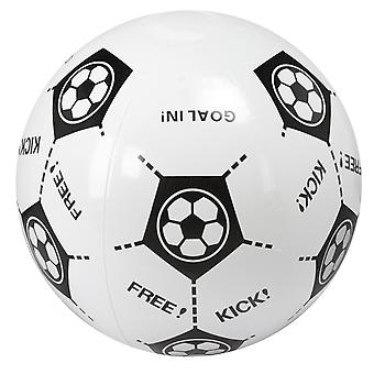 TRIXES Inflatable Blow Up Novelty Football Beach Soccer Ball