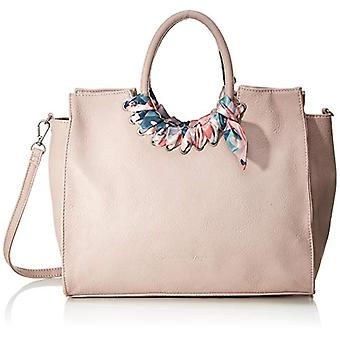 Fritzi aus Preussen Ella - Pink Tote Women Bags (Light Rose) 14x37x27 cm (W x H L)