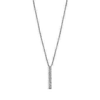 Lotus Style LS1940-1/1 necklace and pendant - women's steel bliss