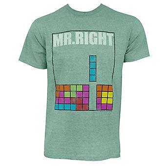 Tetris-Mr-Recht-t-Shirt