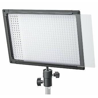BRESSER LED SH-600A Bi-Color 36W/5.600LUX Slimline Studiolampe