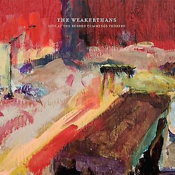 Weakerthans - Live at the Burton Cummings Theatre [Vinyl] USA import