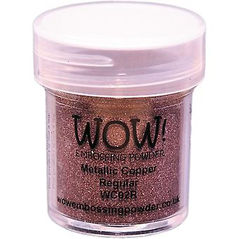 Wow! Embossing Powder 15Ml Copper Wow Wc02r