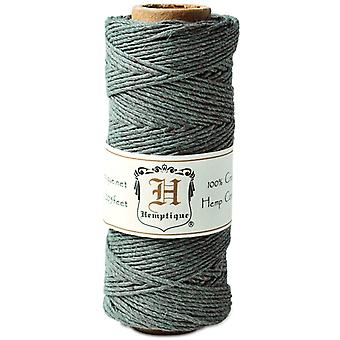 Hemp Cord Spool 20# 205 Feet Pkg Grey Hs20 Gry