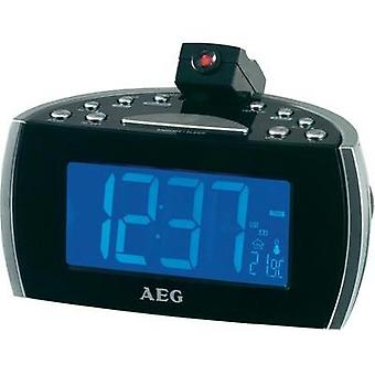 N/A, Radio alarm clock, FM, AM, Black, Radio alarm clock, FM, AM, Black