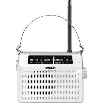N/A, Portable radio, FM, AM, White, Portable radio, FM, AM, White
